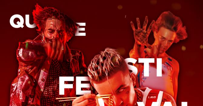 Zagraniczni headlinerzy na QueFestival 2019