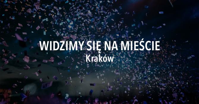 Widzimy się na mieście – weekend 6 – 8 września, Kraków