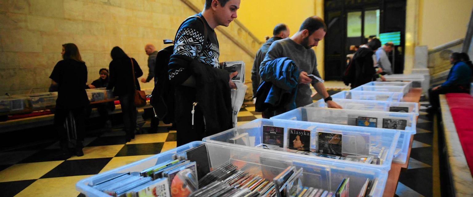 olsztyn green festival wymienialnia płyt i książek