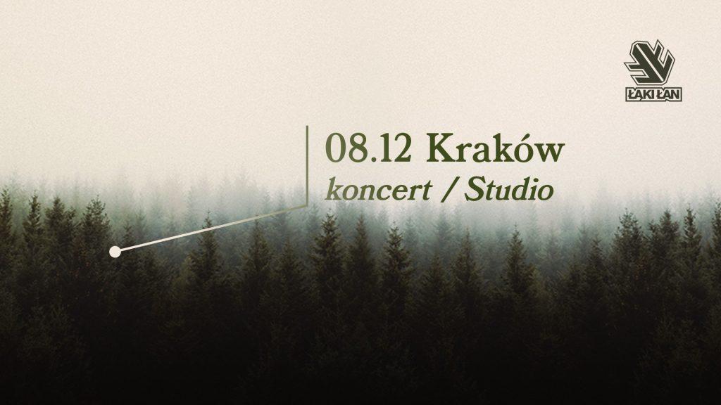 ŁĄKI ŁAN I Kraków 08.12 I Studio
