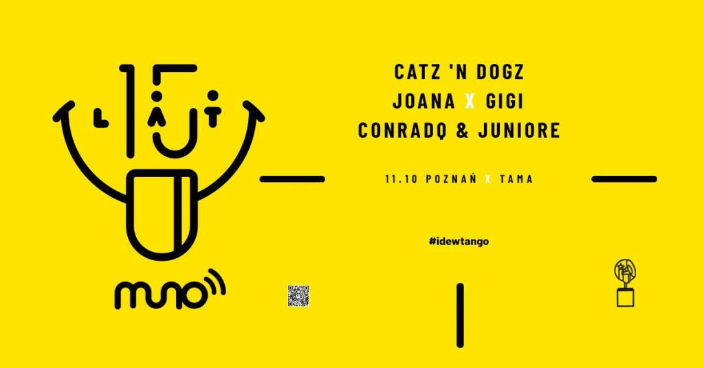 15 lat Muno.pl Catz 'N Dogz, Conradq & Juniore, Joana, Gigi