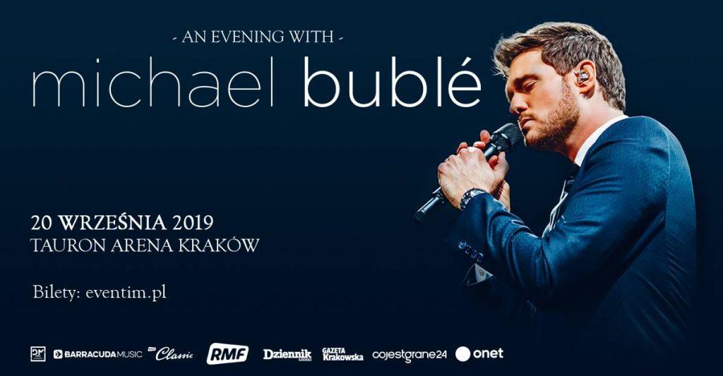 Michael Bublé - Tauron Arena Kraków