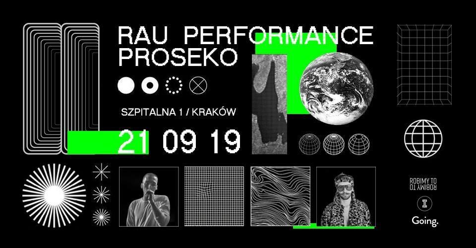 RAU i Proseko w Krakowie / 21.09 Szpitalna 1