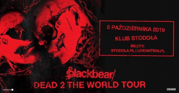 Blackbear w Warszawie