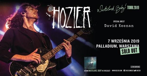 Hozier: Wasteland, Baby! Tour, Palladium