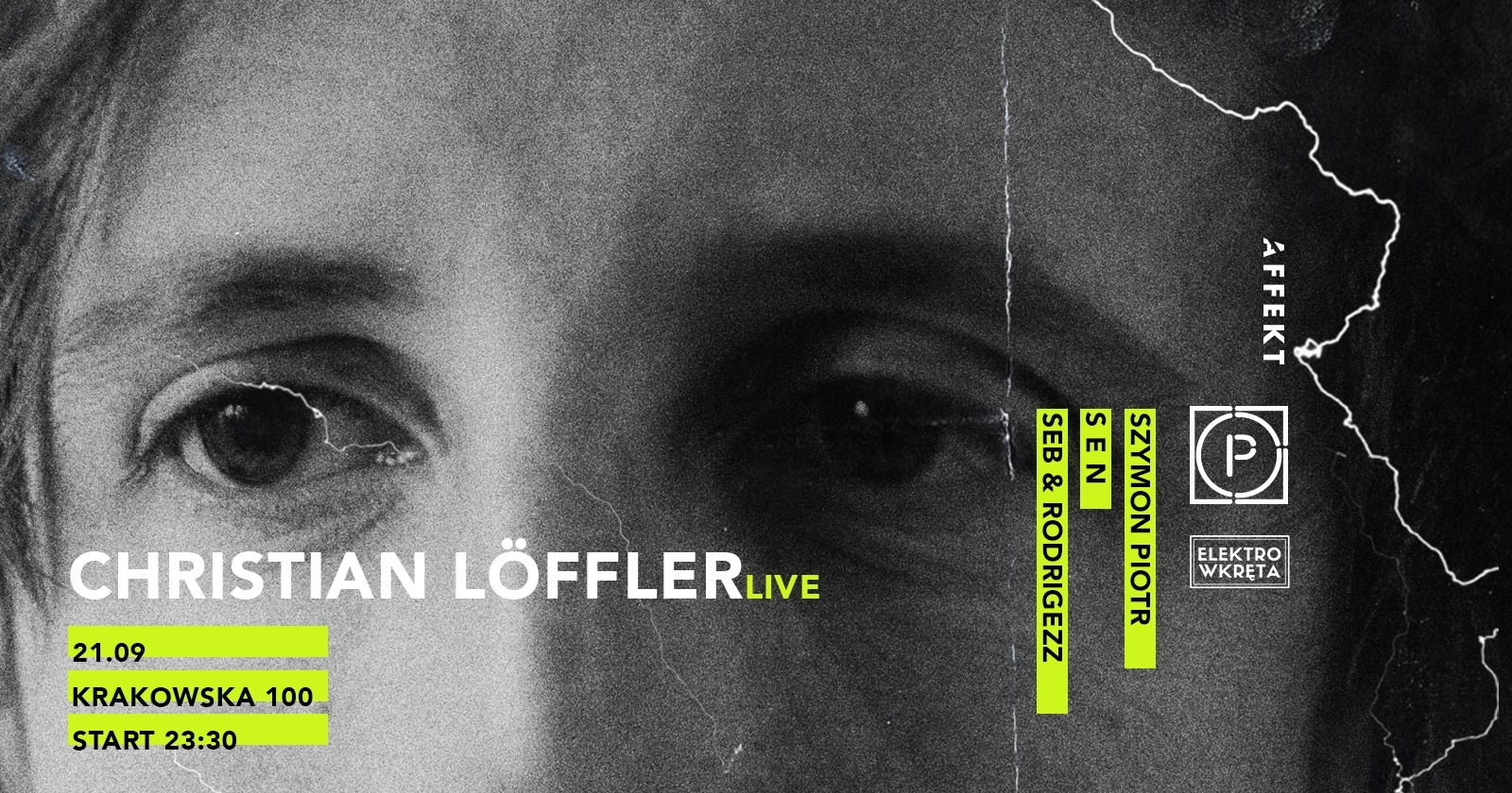 Projekt Pralnia w/ Christian Löffler LIVE