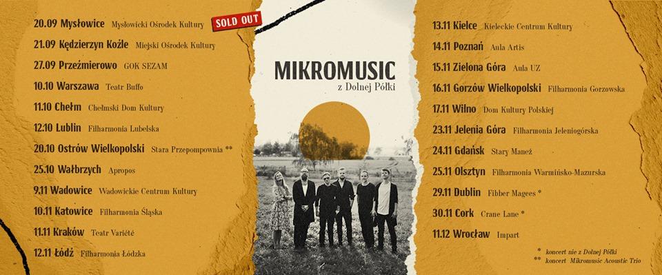 Mikromusic koncerty