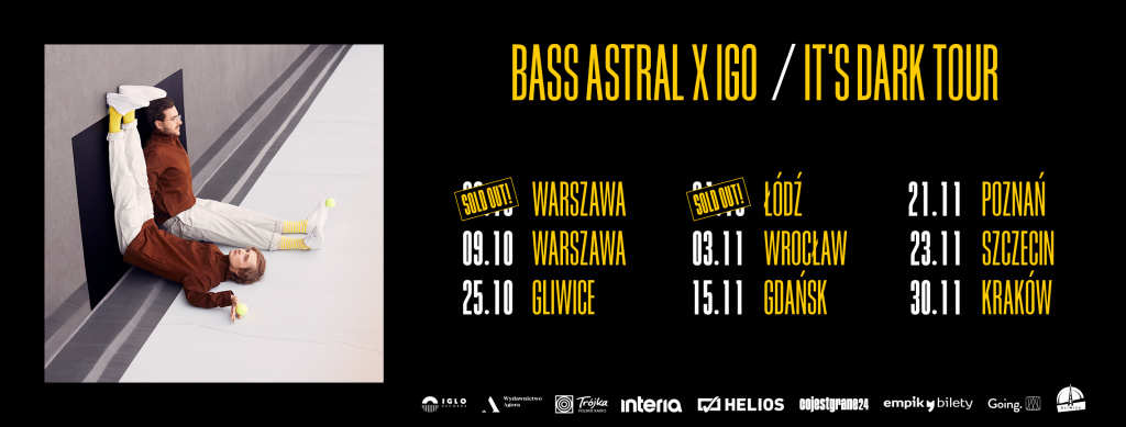bass astral x igo koncerty