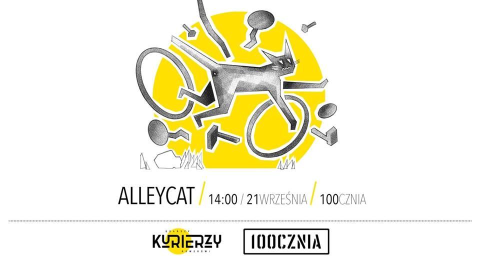 Alleycat w Gdańsku