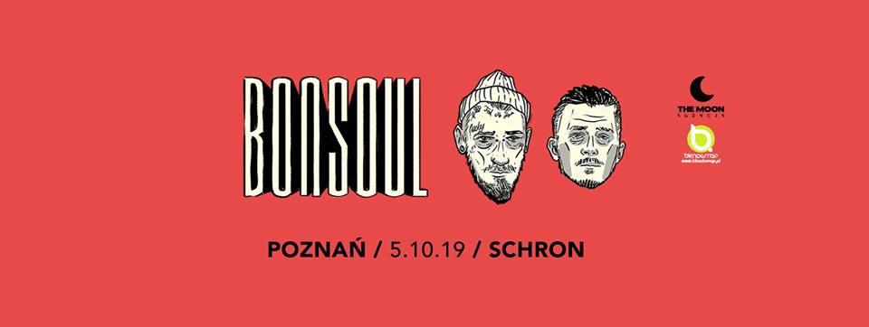 BonSoul w Poznaniu! - Damian i Piotr ruszają w Polskę! ReStart