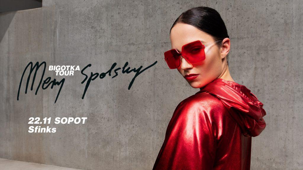 Mery Spolsky Bigotka Tour Sopot