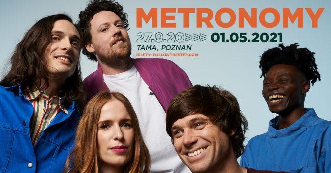 Metronomy / Poznań