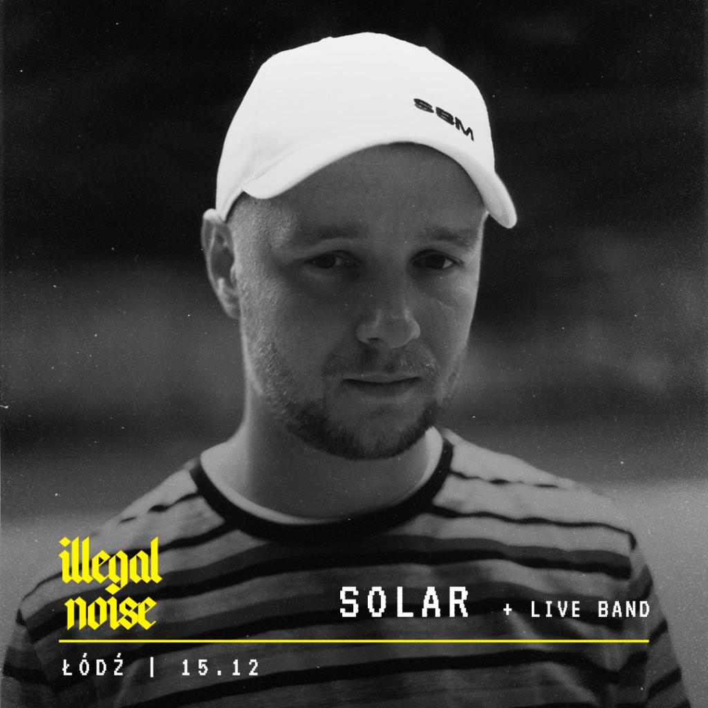 solar illegal noise