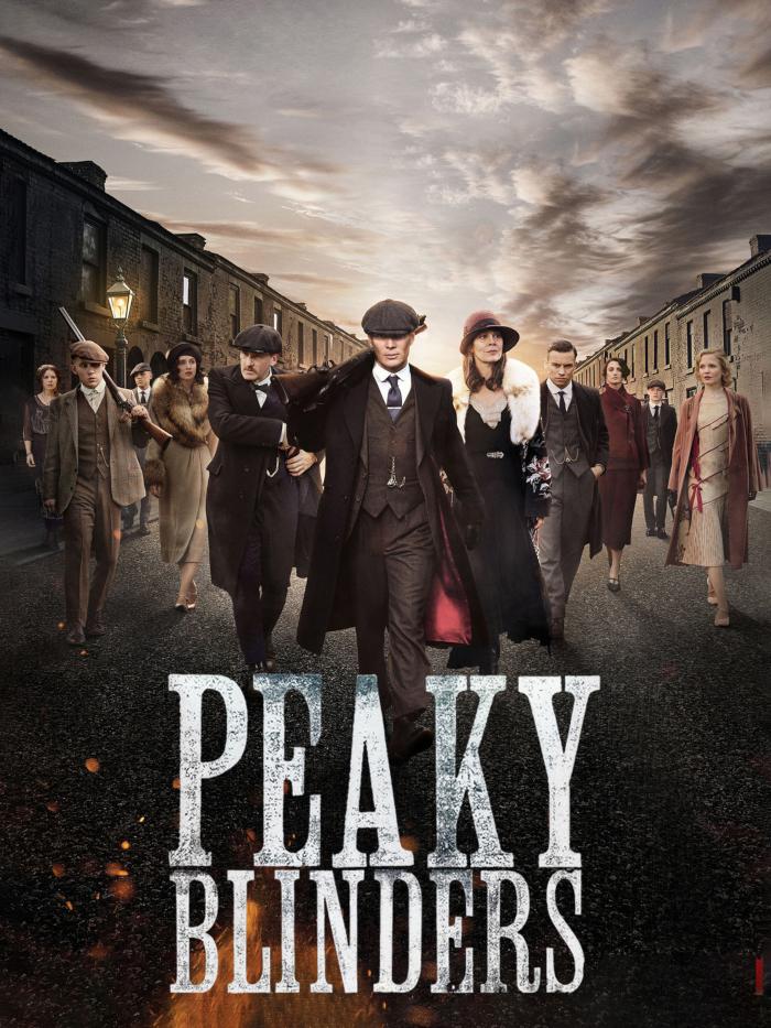 peaky blinders 5 sezon 4 października