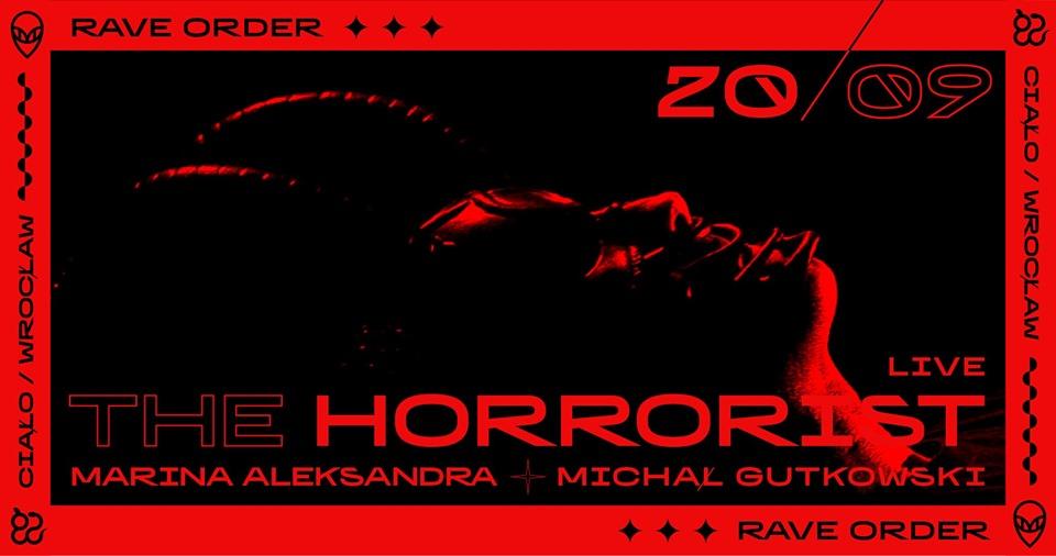 Rave Order The Horrorist
