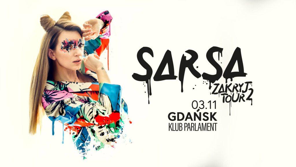 SARSA #zakryjtour2 Gdańsk 3.11