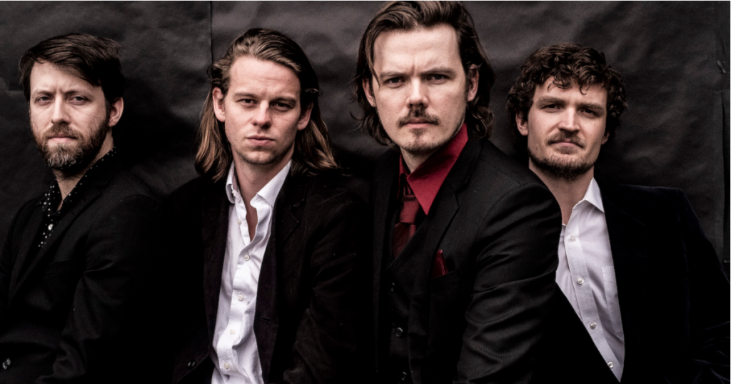 Half Moon Run z nową płytą na dwóch koncertach w Polsce