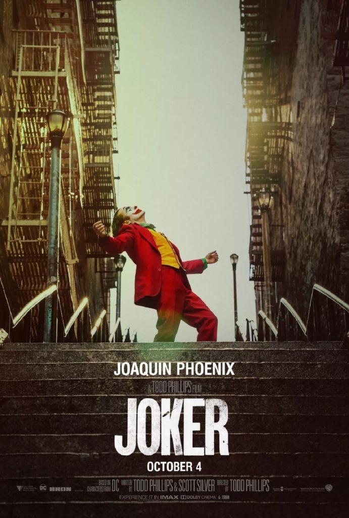 Joker premiera 4 października