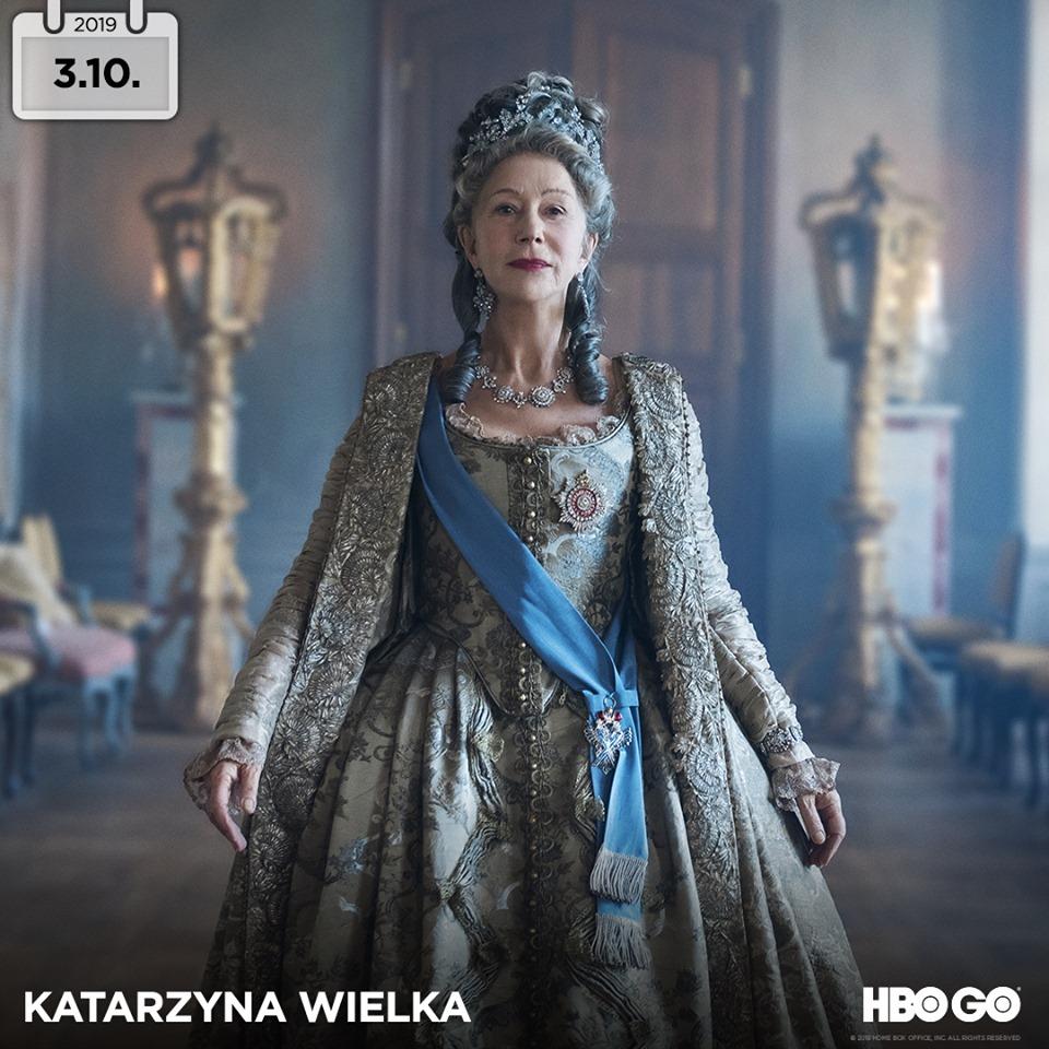 Katarzyna Wielka 3 października