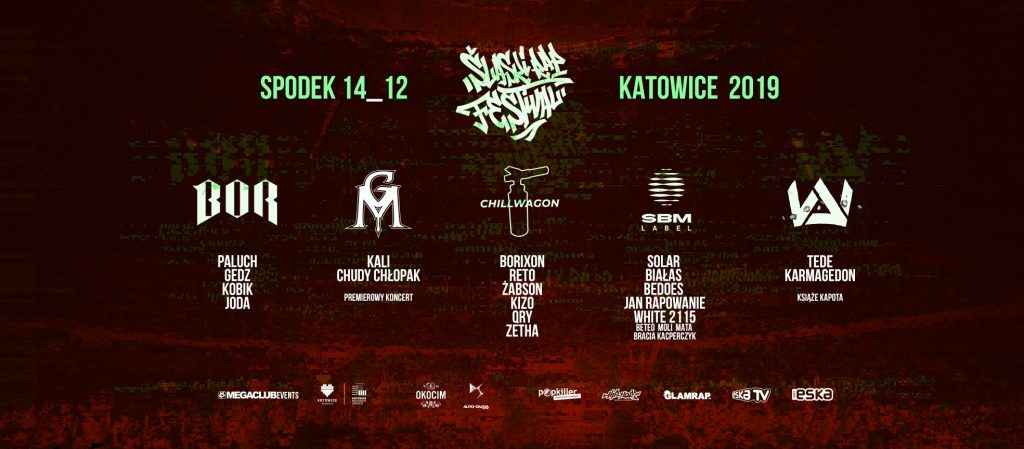 śląski rap festival 2019 line-up