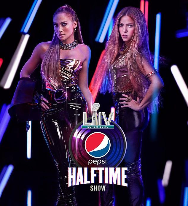 Jennifer Lopez i Shakira na Super Bowl 2020