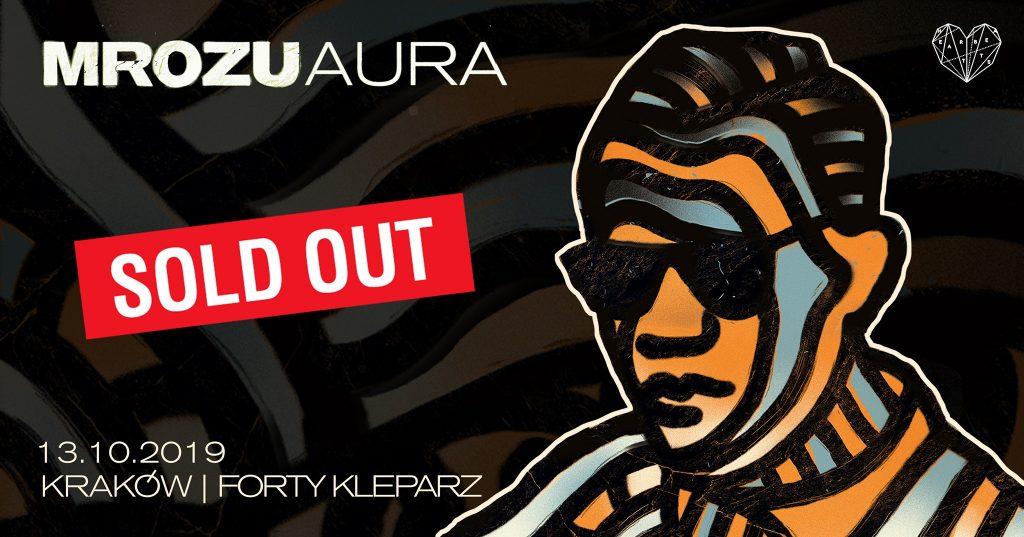 MROZU / 13.10.19 / Kraków, Forty Kleparz | Sold Out