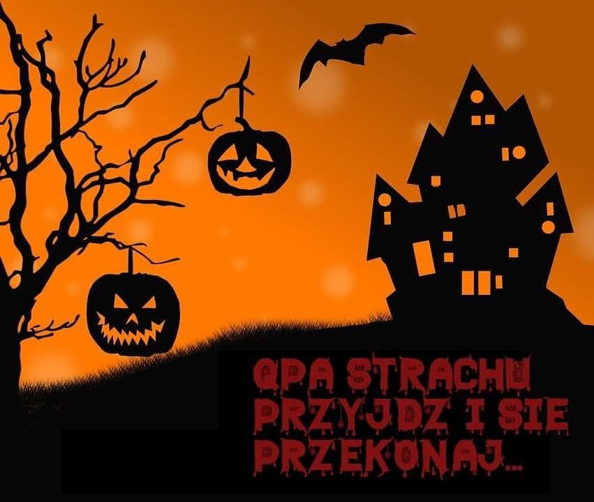 halloween qpa strachu