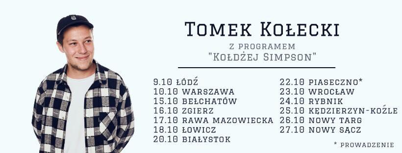 Tomek Kołecki stand-up