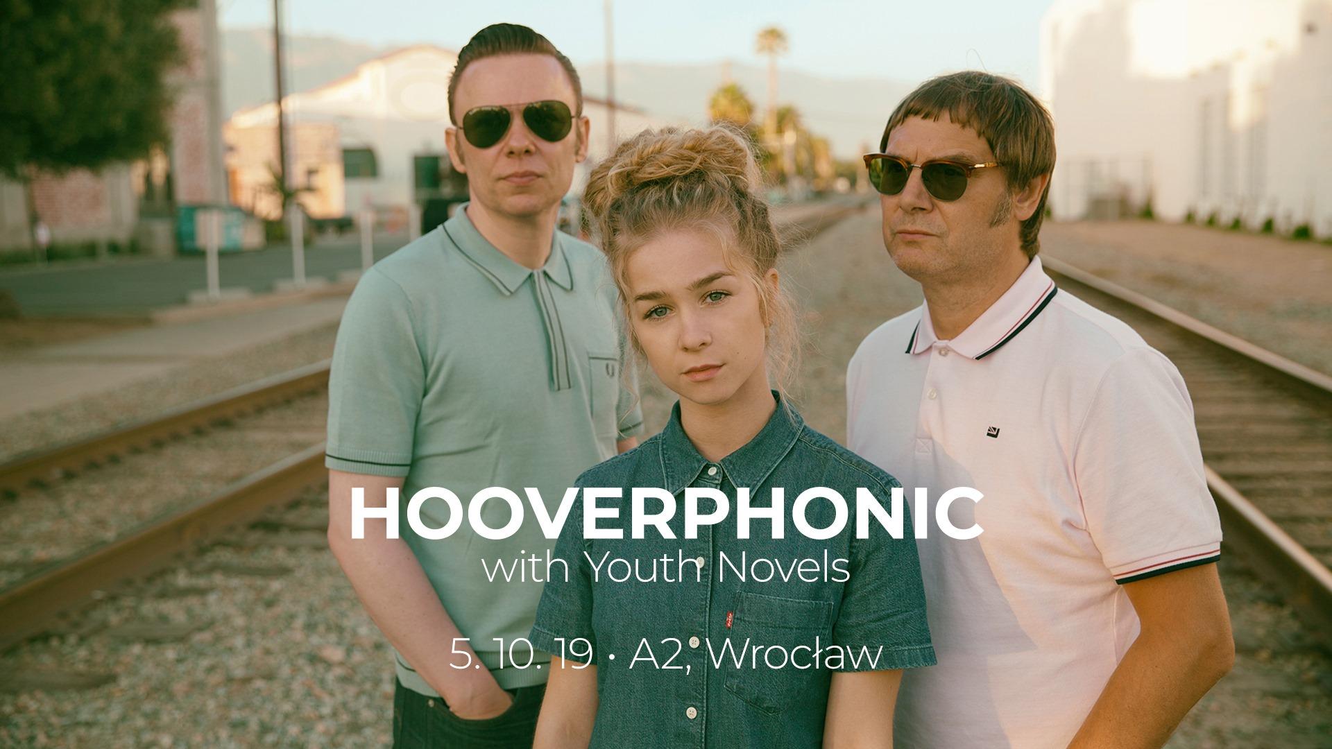 Hooverphonic 5.10 | A2, Wrocław