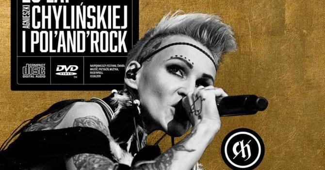 Jubileuszowy album Agnieszki Chylińskiej i Pol'and'Rock Festival