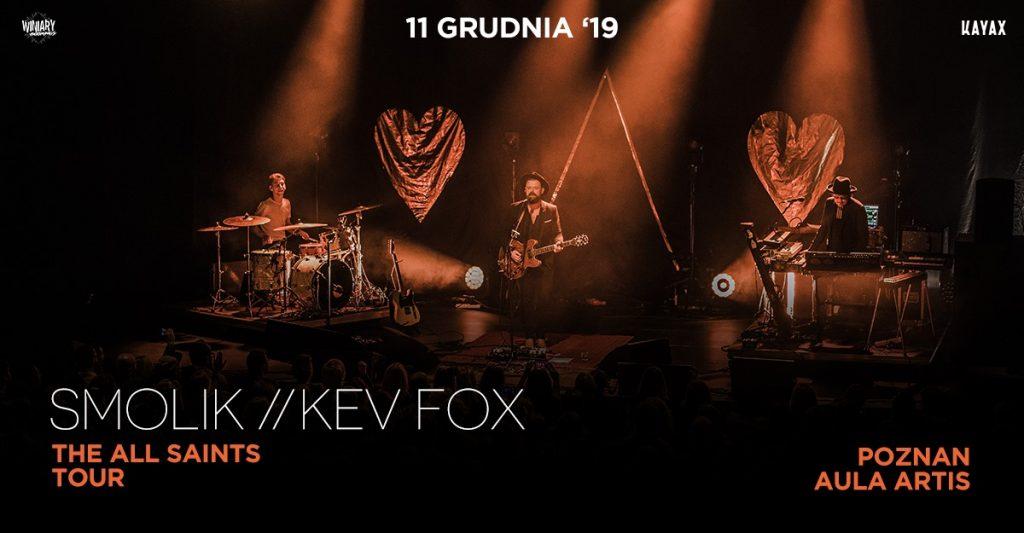 smolik kev fox w Poznaniu