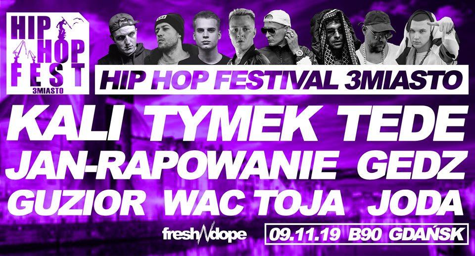 Hip Hop Festival 3Miasto #5 by Fresh N Dope