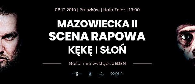 Mazowiecka II Scena Rapowa