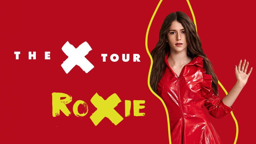 Roksana Węgiel- The X Tour Roxie : Warszawa