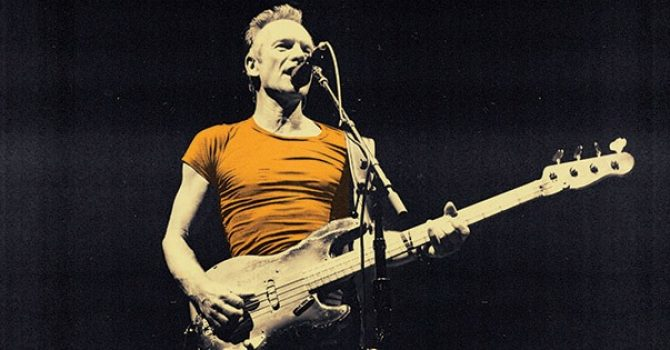 Sting Official Event, PGE Narodowy, 25.07.2020