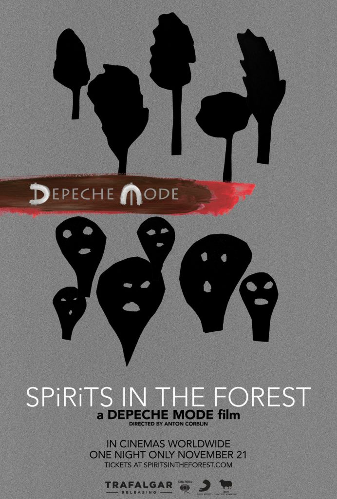Depeche Mode: SPIRITS in the Forest listopad 2019