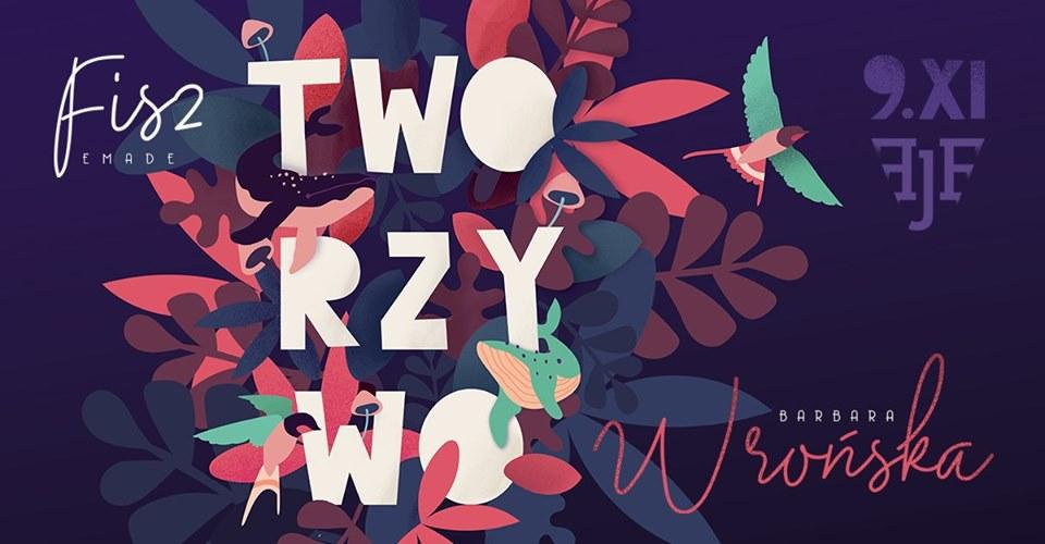 Barbara Wrońska i Fisz Emade Tworzywo na Freedom Jazz Festiwal 2019