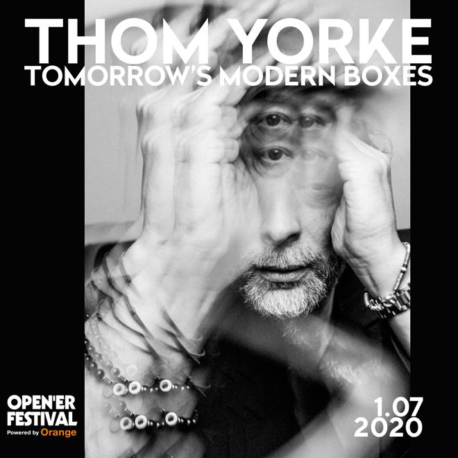 thom yorke na open'er 2020