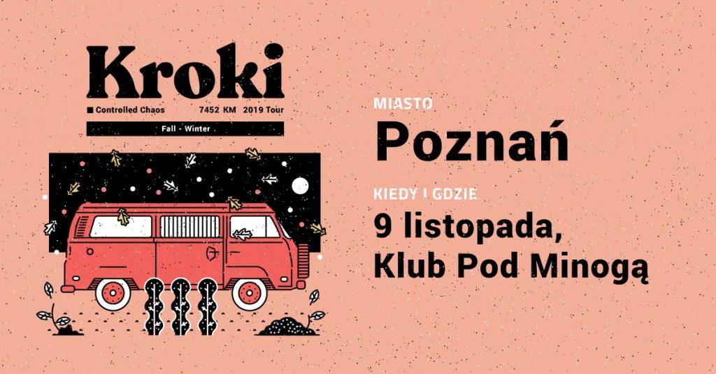 Kroki / 9.11 / Poznań