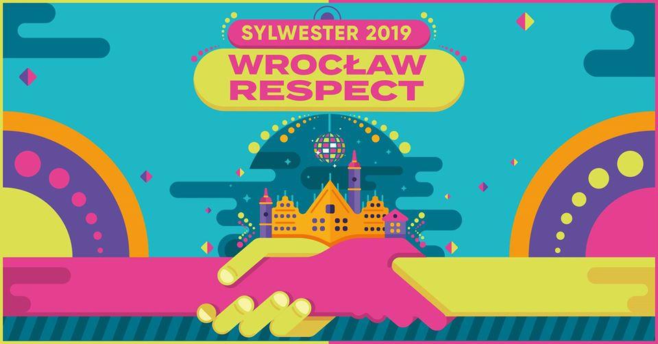 Sylwester 2019 Wrocław Respect