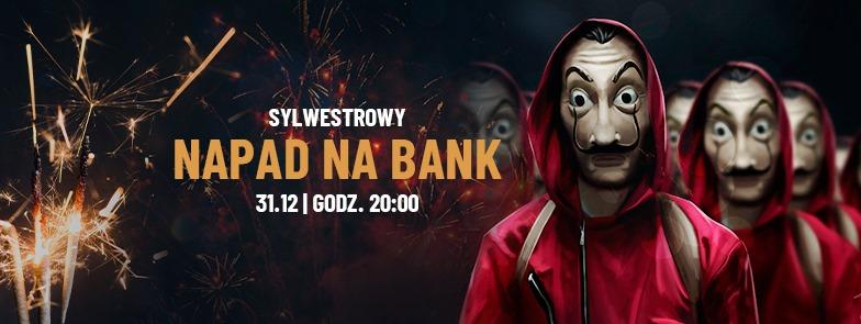 Gdańsk! Sylwestrowy Napad Na Bank!