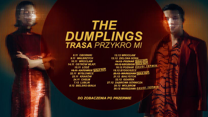 the dumplings koncerty