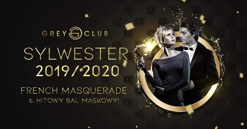 Sylwester 2019/20 - 6. Bal Maskowy!