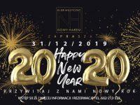 Happy New Year 2020 - Sylwester w #NHGdynia