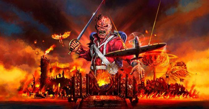 Iron Maiden, PGE Narodowy, 5.07.2020