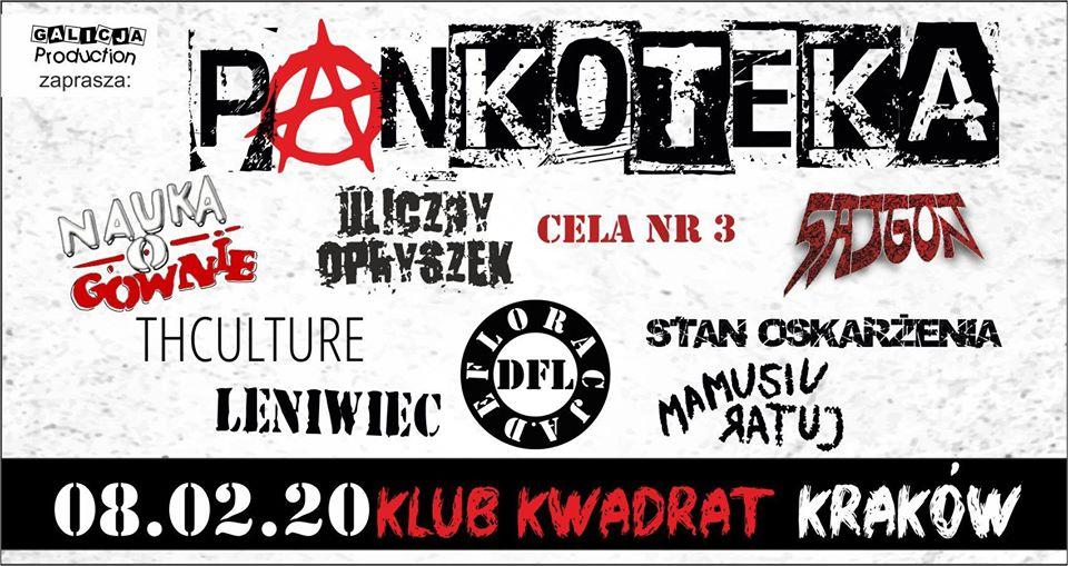 Pankoteka 2020 - 08.02.2020 Kraków