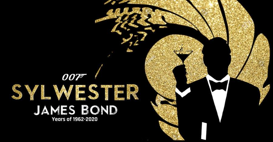 Sylwester w stylu Jamesa Bonda – Years of 1962–2020
