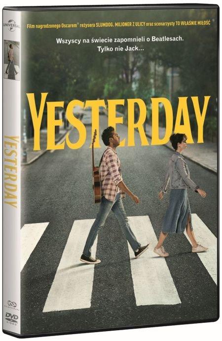 "The Beatles Polska: Film ""Yesterday"" jest już dostępny na DVD"