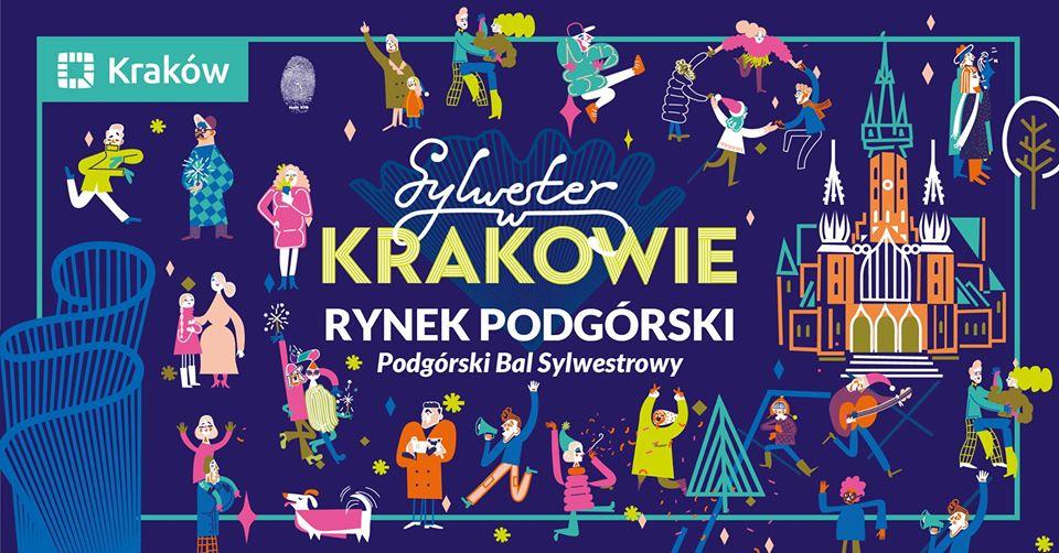 podgórski bal sylwestrowy Kraków