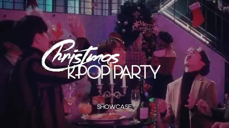Christmas K-pop Party [Warszawa]